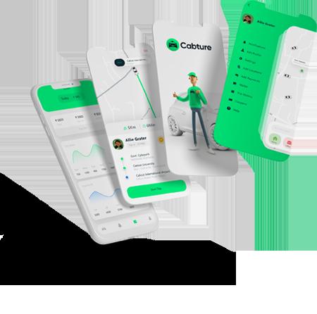 Cabture app